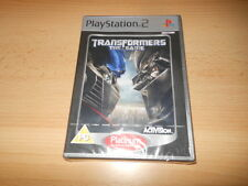 Transformers: The Game PLATINUM (PS2) NEW SEALED