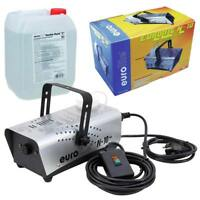 Eurolite N-10 Nebelmaschine, 500W Nebler + Nebelfluid Smoke Fluid P Profi 5l