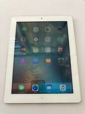 Apple iPad 3rd 64GB, Wi-Fi + Cellular - White. Excellent condition Unlocked