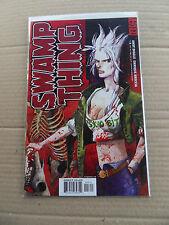 Swamp Thing 3 . DC / Vertigo 2004 . VF +