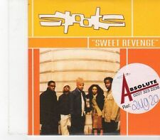 (FX109) Spooks, Sweet Revenge - 2001 DJ CD