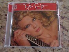 Taylor Swift Holiday Collection Christmas CD VGUC