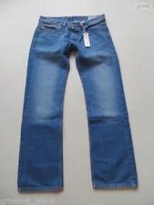 Viker Herren-Jeans aus Denim mit regular Länge