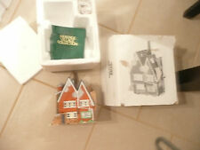 Euc Heritage Village Collection New England Village Yankee Jud Bell Casting