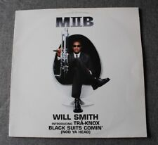 "Will Smith, black suits comin - BO du film ""men in black 2"", Maxi Vinyl"