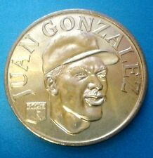 JUAN Igor GONZALEZ Texas Rangers 1992 BEISBOL GRANDES LIGA Vega Baja Puerto Rico