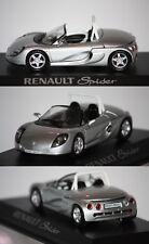 Norev Renault Spider Silver 1995 1/43 517909