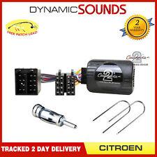 CD Adaptateur contrôle direction Câble & extraction radio outils pour Citroen