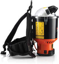 Hoover Commercial Backpack Vacuum Cleaner Lightweight Black C2401 FREE-SHIP NEW*