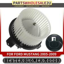AC Heater Blower Motor w/ Fan Cage for Ford Mustang 2005 2006 2007-2009 700185