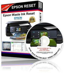 Epson waste reset key POSTED DVD