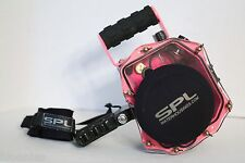 SPL Water Housing for Canon 7D Digital Camera w/ 50mm/Fisheye Port, Pistol Grip