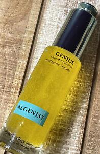 New UnSealed ALGENIST Genius Liquid Collagen Serum Treatment 30 mL/1oz PLS READ