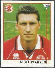 MERLIN 1996-PREMIER LEAGUE 96 - #488-MIDDLESBROUGH-NIGEL PEARSON