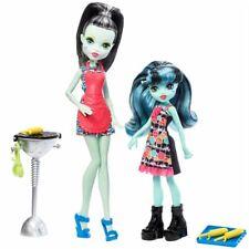Frankie Stein & Alivia Stein | Mattel FKP50 | Monster Family | Monster High Doll