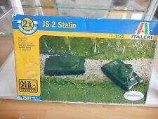 Modelkit Italeri 2 x JS-2 Stalin on 1:72 in Box