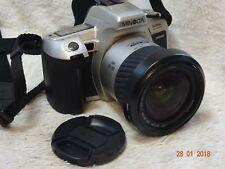 Cámara SLR Minolta Dynax 500SI 35 mm y AF 28-80 mm Lente zoom f/4-5.6 estudiante?