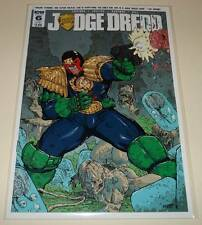 JUDGE DREDD # 6  IDW Comic SUBSCRIPTION VARIANT COVER EDITION  May 2016   NM