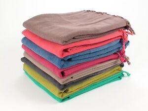GOLF Turkish Towel Peshtemal Bath SPA Beach Hammam 100% Cotton