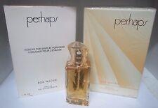 Bob Mackie Perhaps1.0 Fl oz/30 ml Pure Parfum Spray NIB SEALED RARE