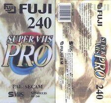 Leer-VHS-Videokassetten