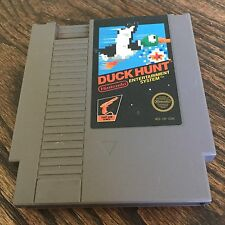 Original Nintendo NES Duck Hunt Only Cart Works NE1