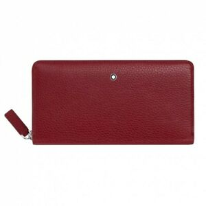 Meisterstuck Montblanc Wallet Long 116972 Red