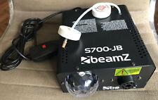 Beamz Nebelmaschine S700-JB und Lichteffekt LED Jelly Ball