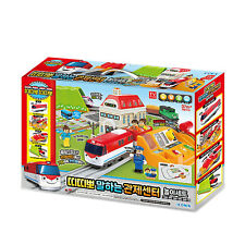 Titibo Train Railway Station Control Center Play Set