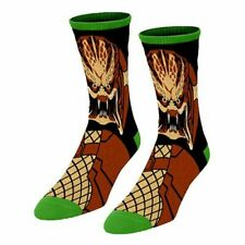 Predator Fright-Rags Unisex Crew Sock New Novelty Monster Movie Fashion