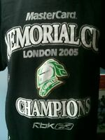 Vintage London Knights  Memorial Cup Winning T-shirt OHL CHL