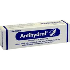 ANTIHYDRAL  Salbe   70 g         PZN5272