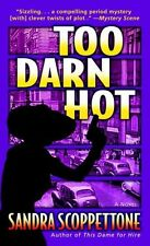 Too Darn Hot-ExLibrary