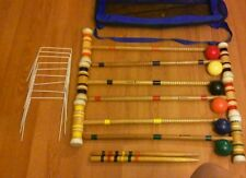 Sportcraft Croquet Set With Carrying Bag