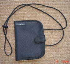 Travelon Passport ID Holder w/ Neck Strap Black