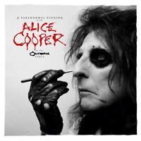 ALICE COOPER - A PARANORMAL EVENING AT THE OLYMPIA PARIS  2 VINYL LP + MP3 NEU