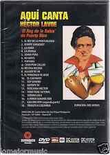 ultra rare DVD salsa LA FAMA mi gente EL PERIODICO DE AYER descarga Hector MURGA