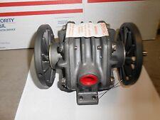 """B500605 AIR VACCUM PUMP ROTARY- 127 TORR-SLIDING VANE 135RPM/ L 6.3/H 5.1"""" NOS"""