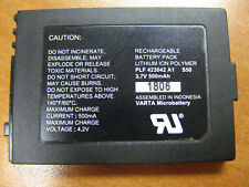 Genuine Original Sirius Brand S50 RECHARGEABLE Battery Pack 3.7v PLF 423042 A1