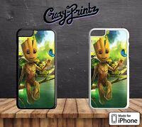 Bébé Groot Gardiens de la Galaxie COQUE Rigide pour Tous Iphone Modèles C97