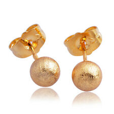 stud earings Ear ball shape womens mens earings round earings