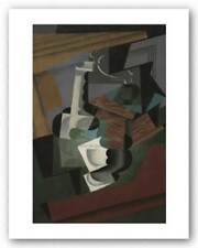 The Coffee Mill (Le moulin a cafe), 1916 Juan Gris Art Print 12x8