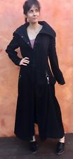 OHDD Save the Queen Duster COAT Sz 32 M L Italy wool blend Italy Langenlook