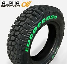 ALPHA Racing Tyres 175/70-14 EUROCROSS *MEDIUM* Autocross Rally Off-Road Tire