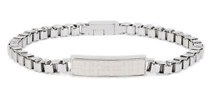 -52% BOSS HUGO Kettenarmband Kette BAILY Edelstahl Armband 50447971 Style Mode