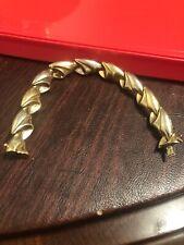 18K Venere Preziosi Solid Gold Bracelet Heavy Sturdy 25  GRAMS!