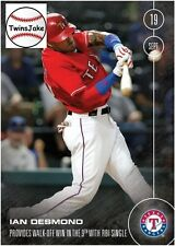 Topps NOW 478: Ian Desmond Provides Walk-Off Win in the 9th with RBI Single