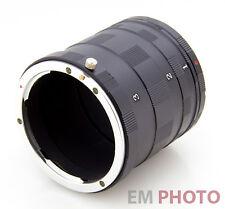 Zwischenringe Makroringe für Micro 4/3 Kamera: Olympus Pen Panasonic Lumix G  10