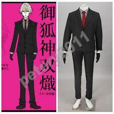 Inu Boku Miketsukami soushi Cosplay Costume Secret Service Anime Halloween