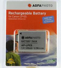 Zeikos Lp-e5 1450mah Replacement Battery Pack